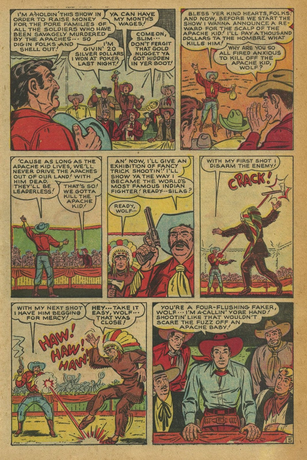 Apache Kid issue 3 - Page 7