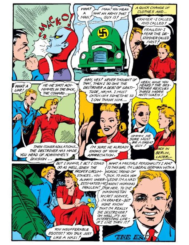 Read online All-Winners Comics comic -  Issue #5 - 66