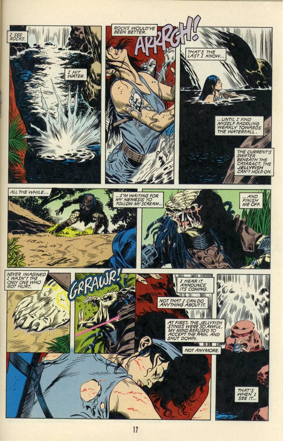 Read online Aliens/Predator: The Deadliest of the Species comic -  Issue #2 - 18