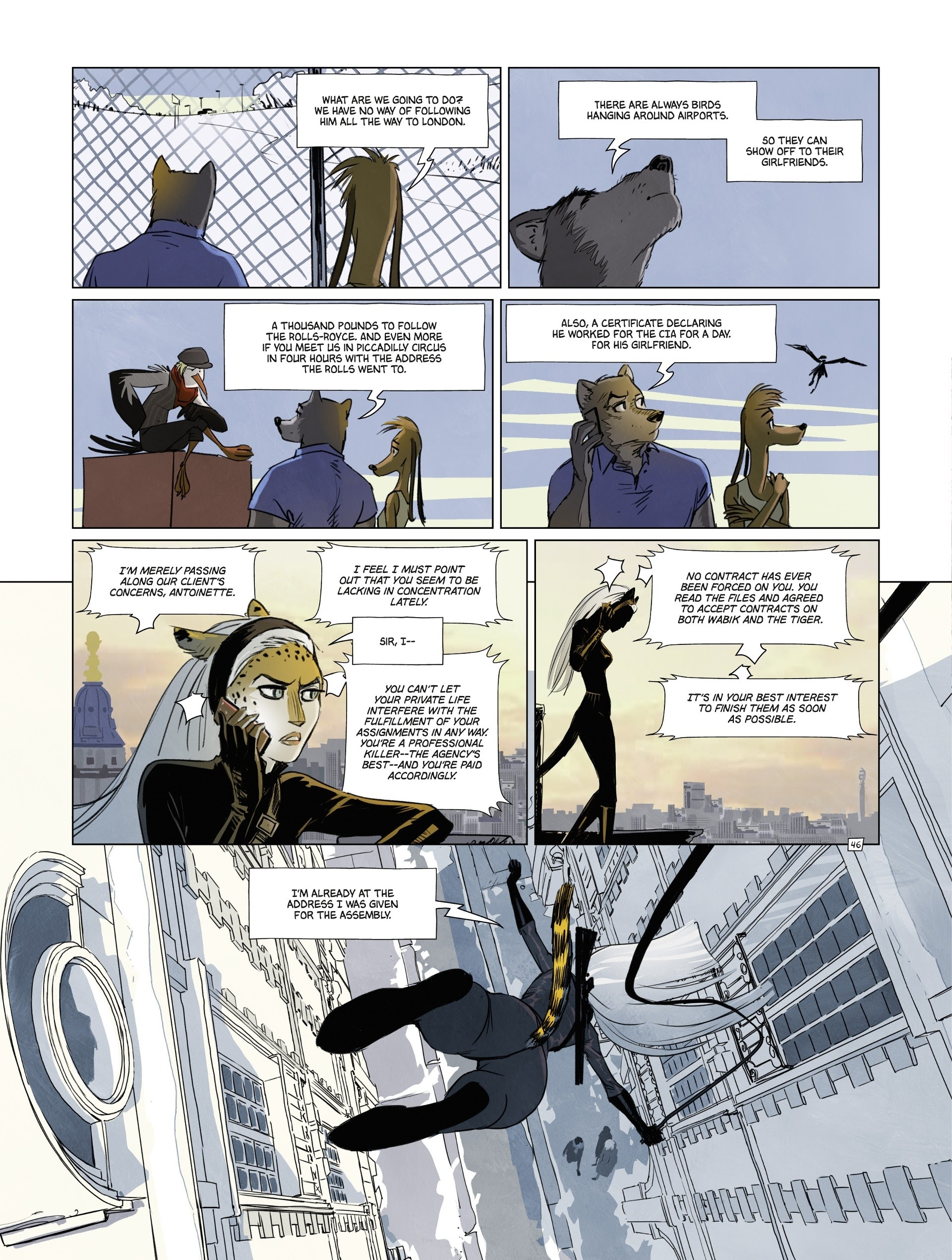 Read online Jack Wolfgang comic -  Issue #3 - 50