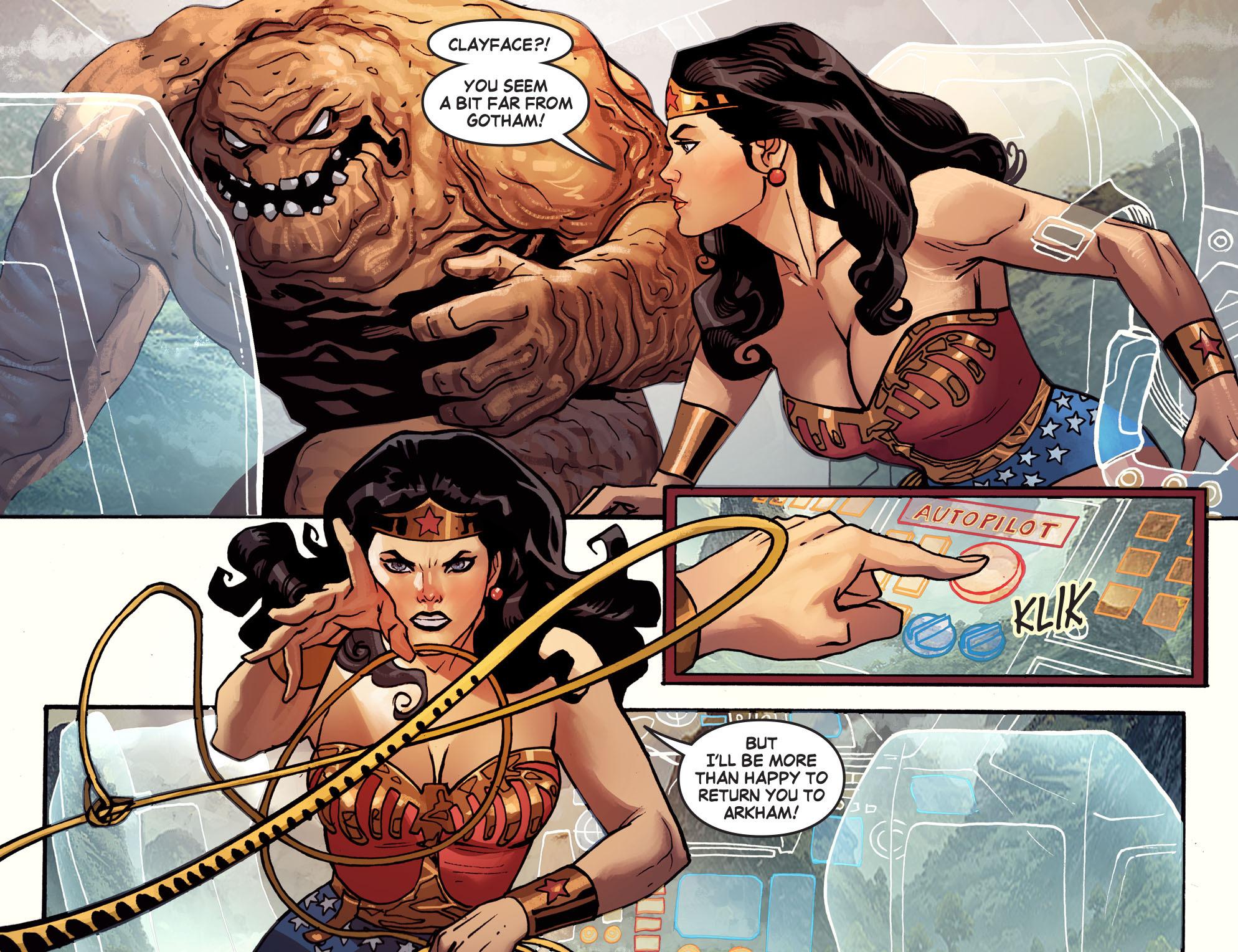 Read online Wonder Woman '77 [I] comic -  Issue #14 - 17