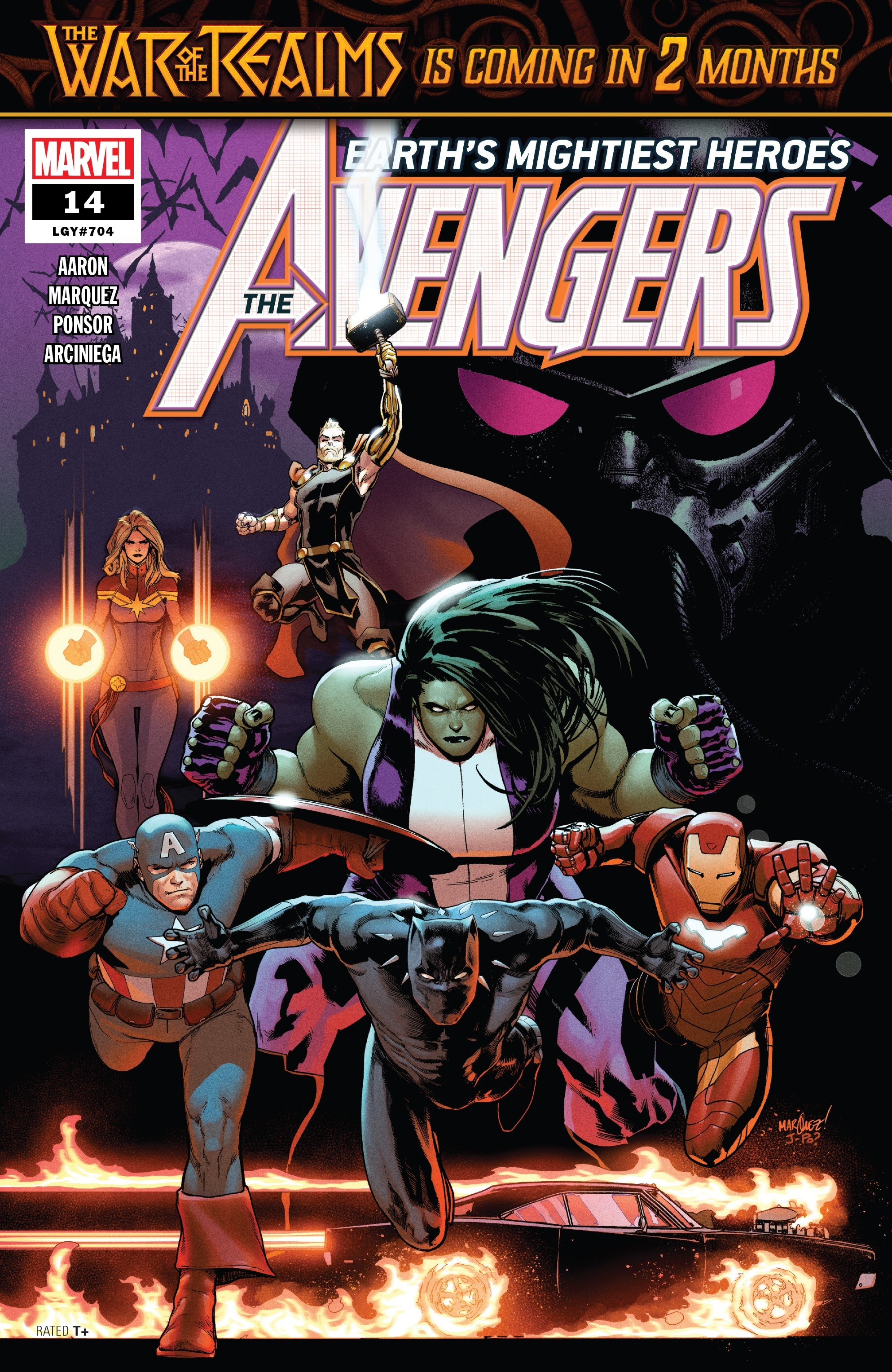 Avengers (2018) 14 Page 1