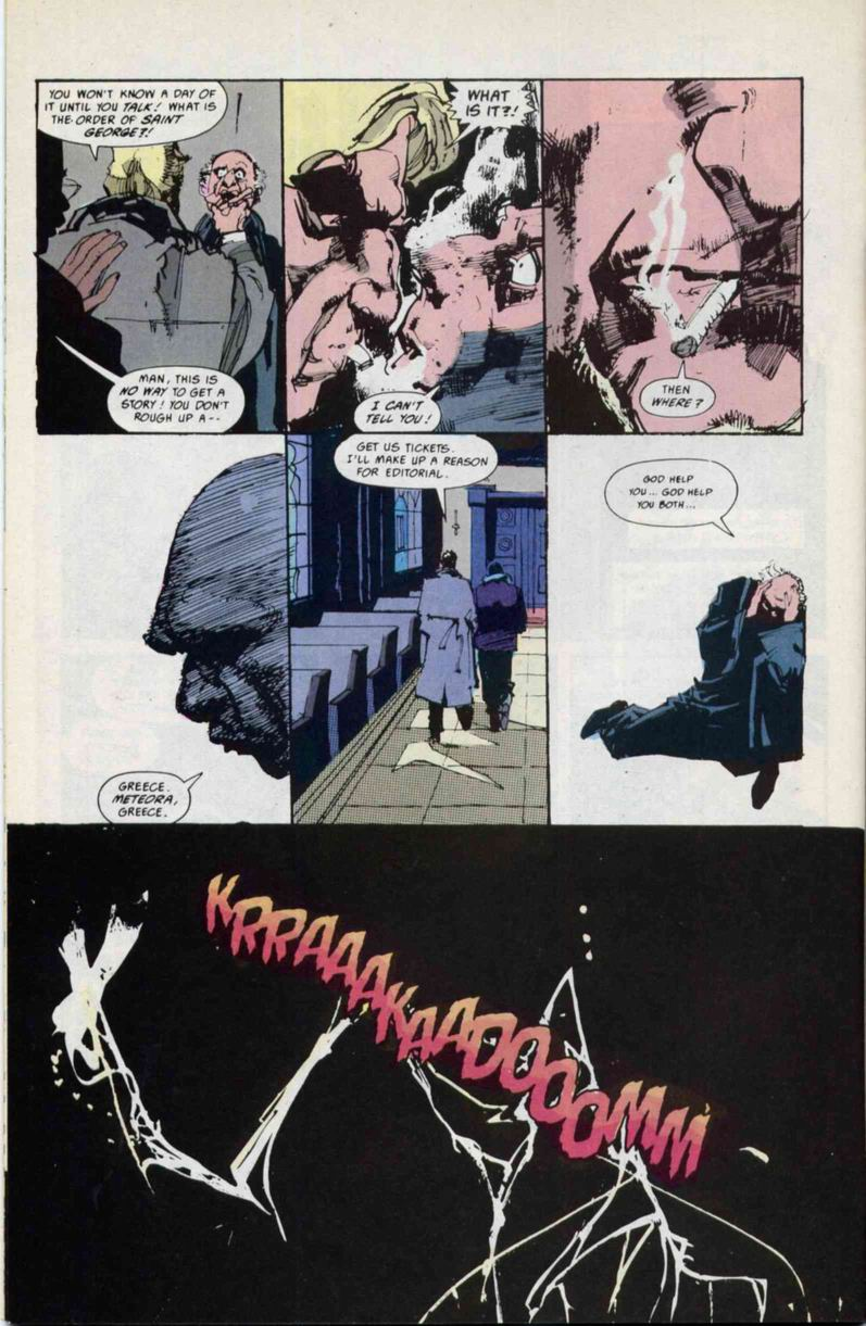 Read online Doctor Zero comic -  Issue #4 - 32