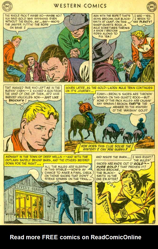 Western Comics issue 25 - Page 46