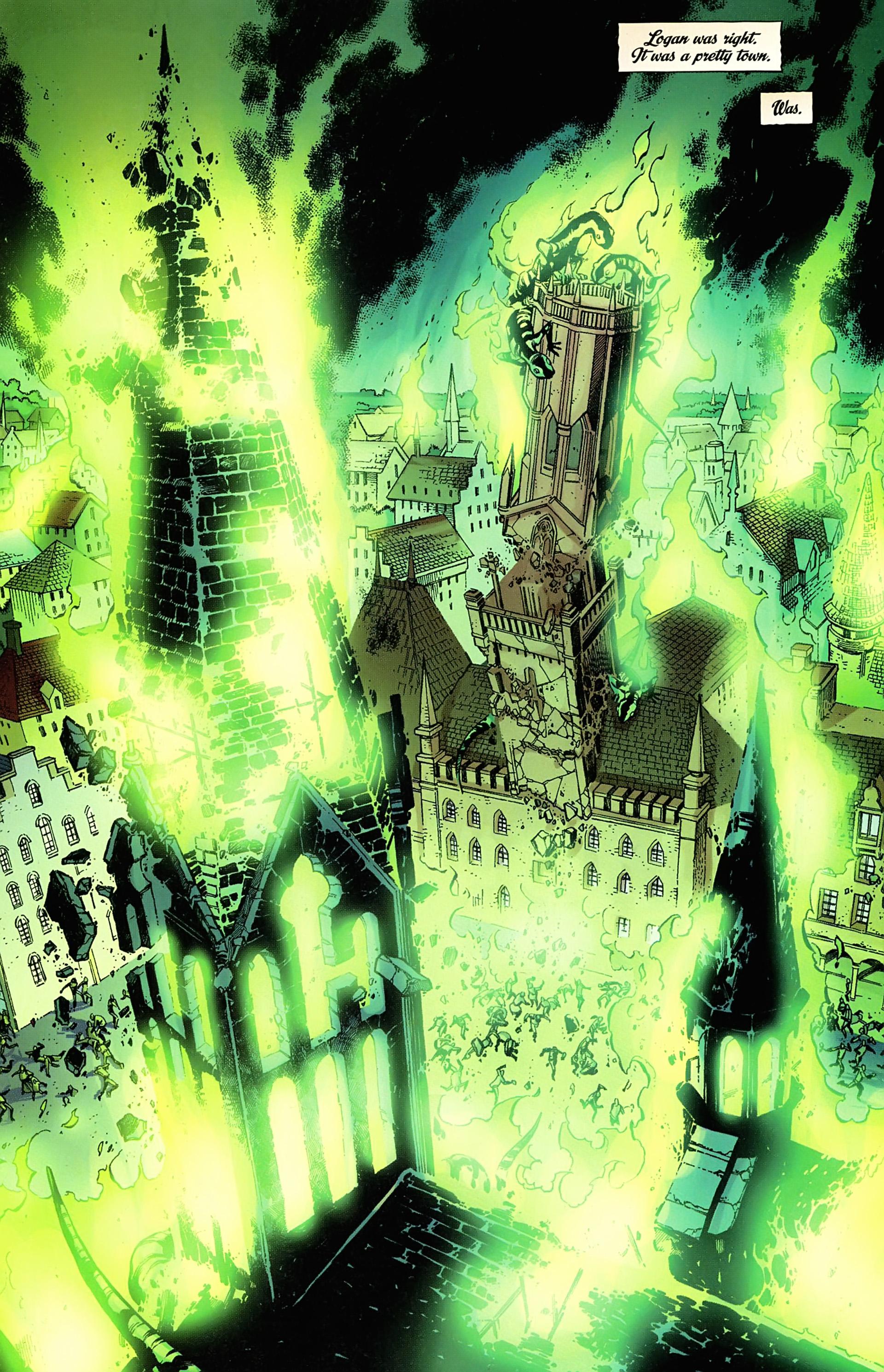 Read online Arrowsmith comic -  Issue #5 - 14