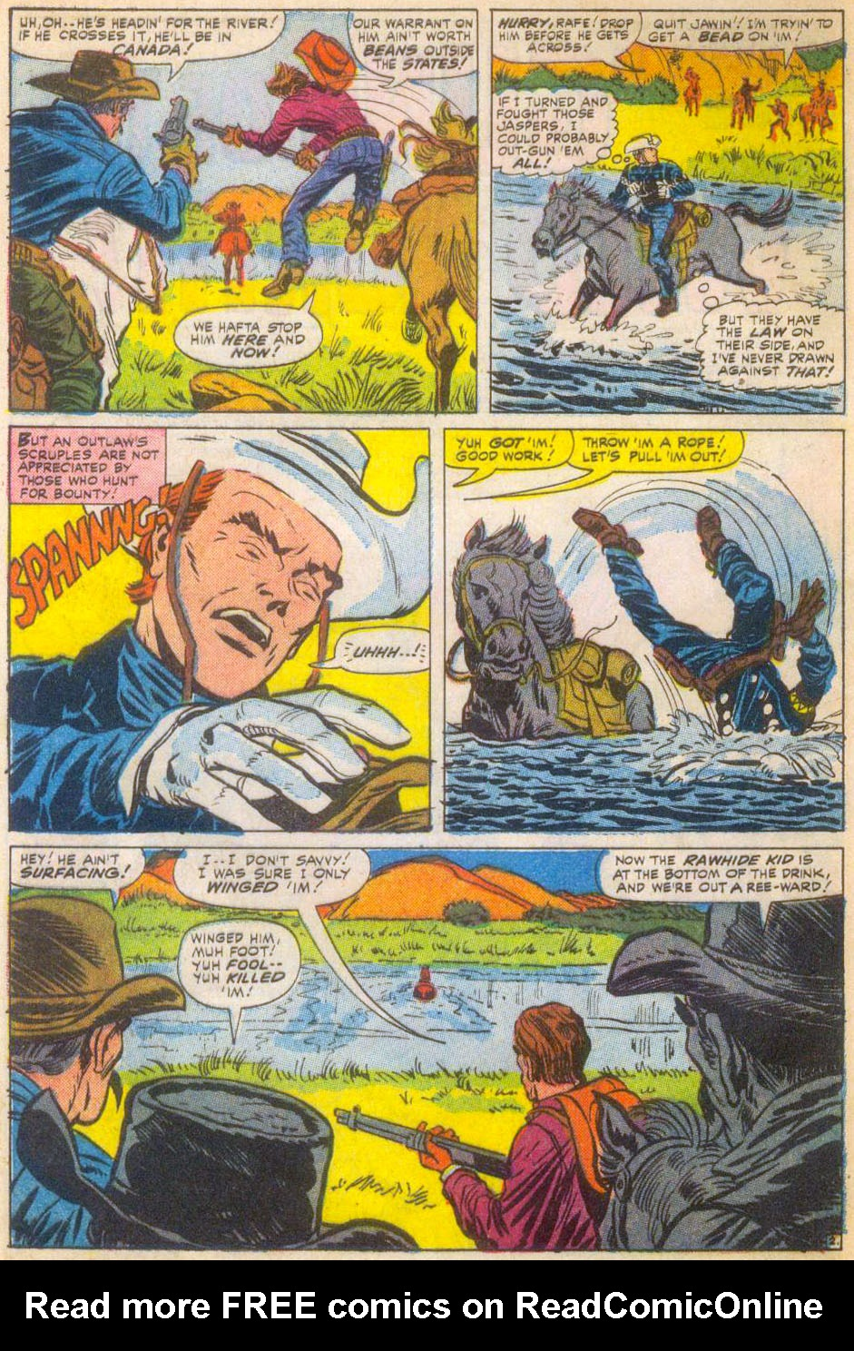The Rawhide Kid (1955) issue 118 - Page 4