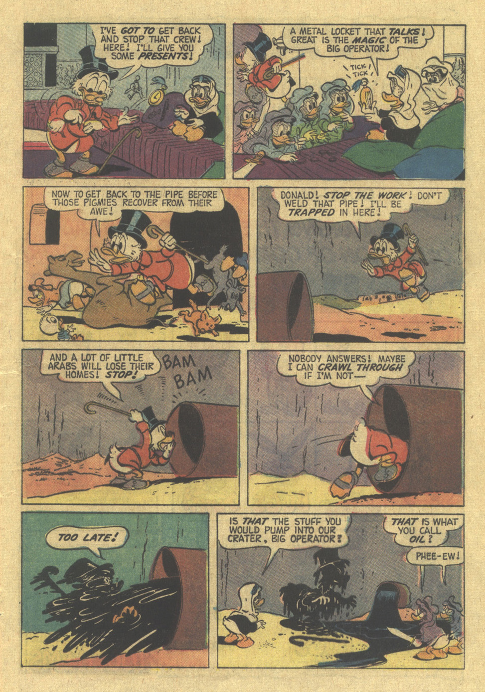 Read online Uncle Scrooge (1953) comic -  Issue #100 - 14