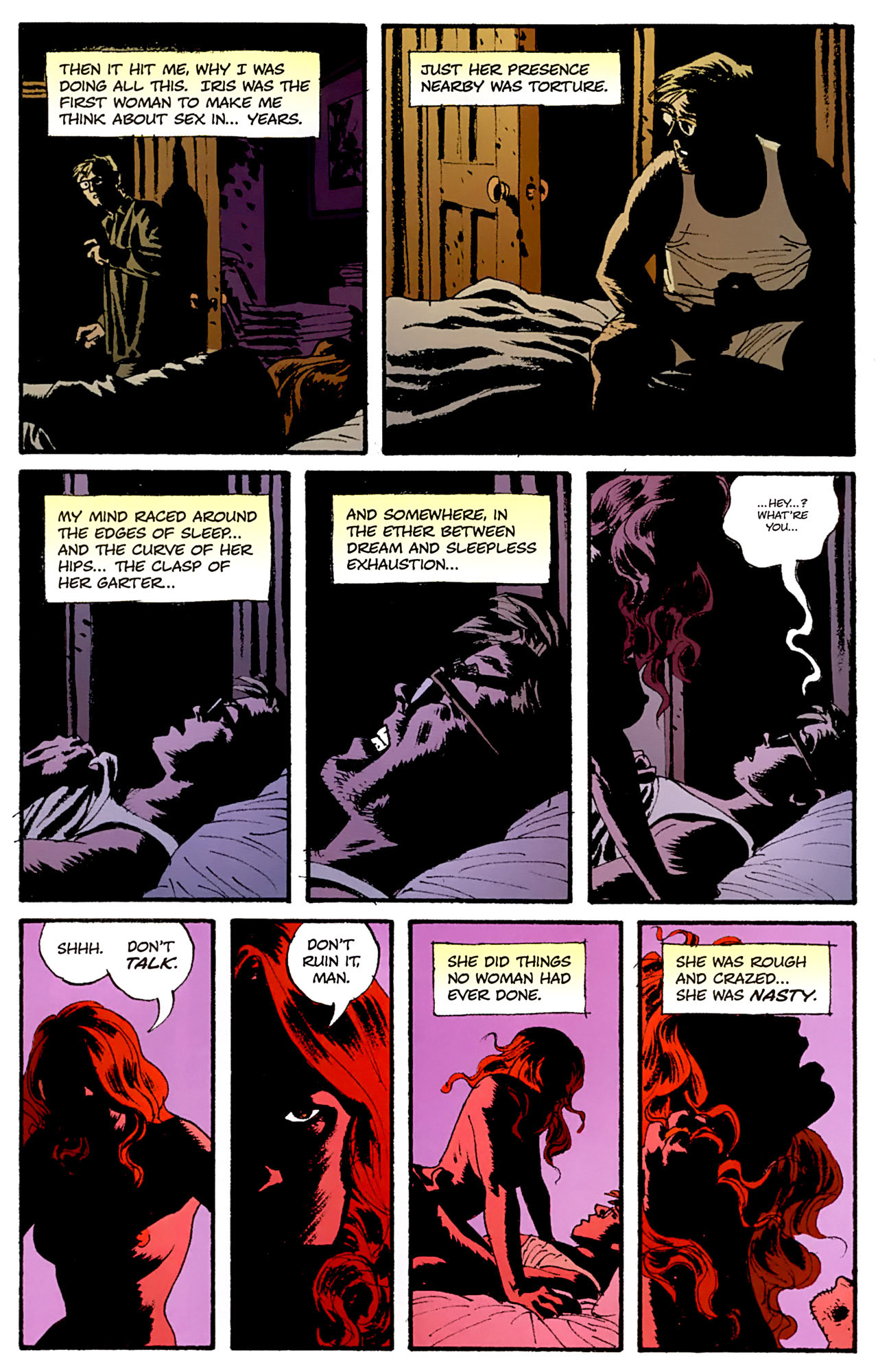 Read online Criminal (2008) comic -  Issue #4 - 19
