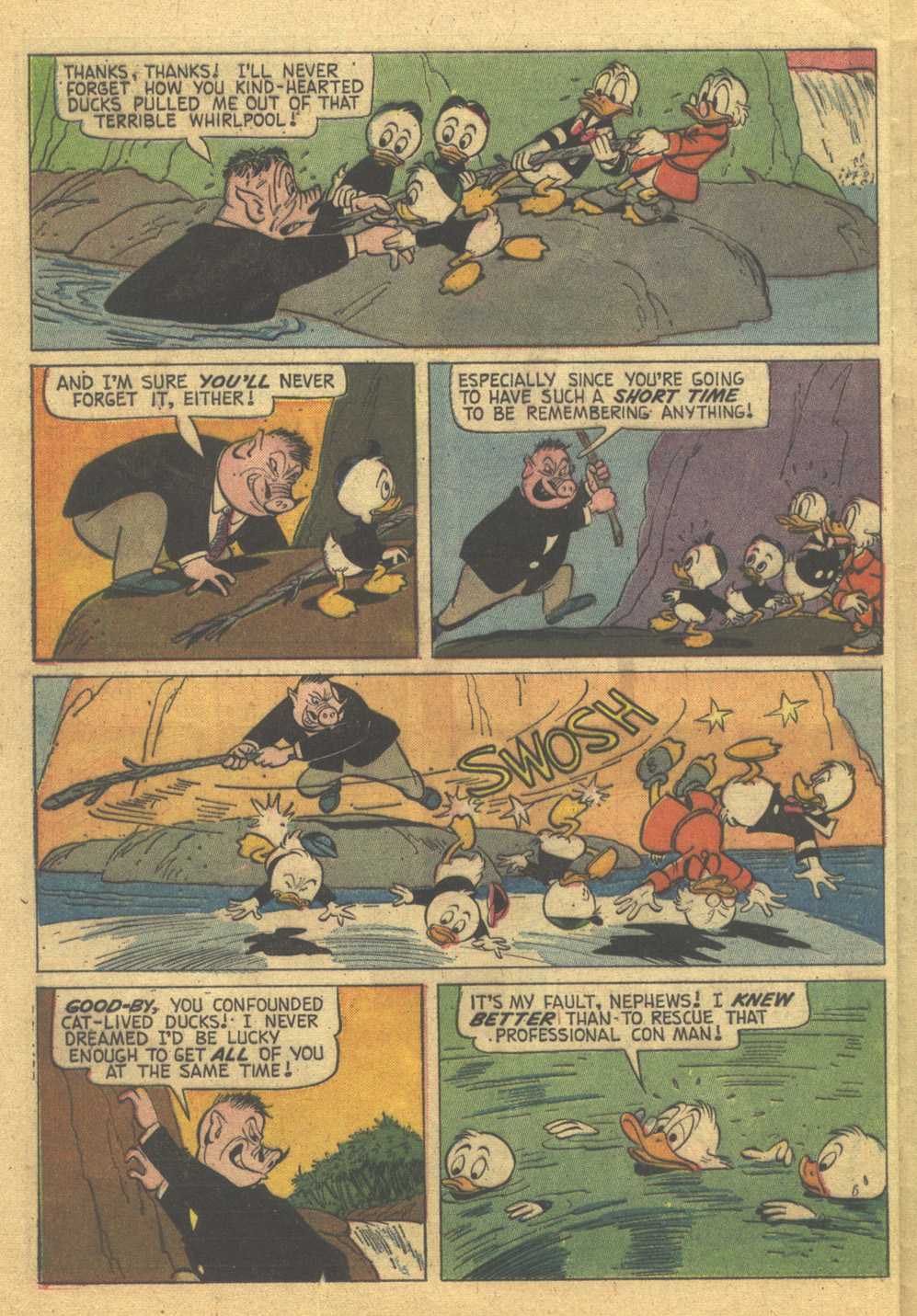 Read online Uncle Scrooge (1953) comic -  Issue #85 - 24
