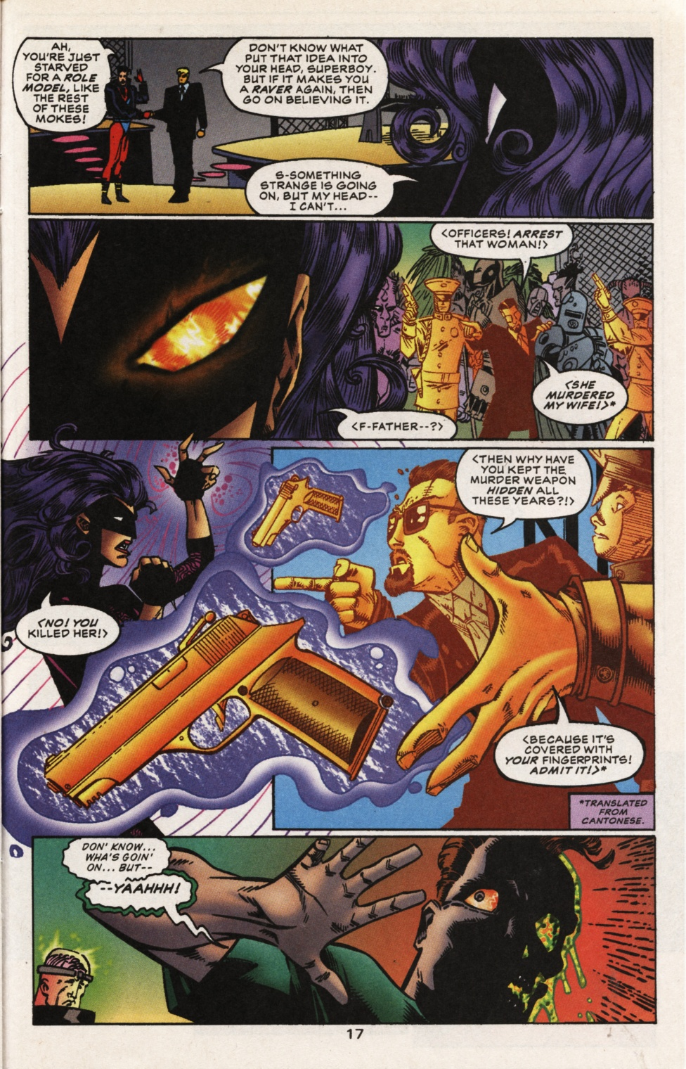 Superboy & The Ravers issue 15 - Page 18