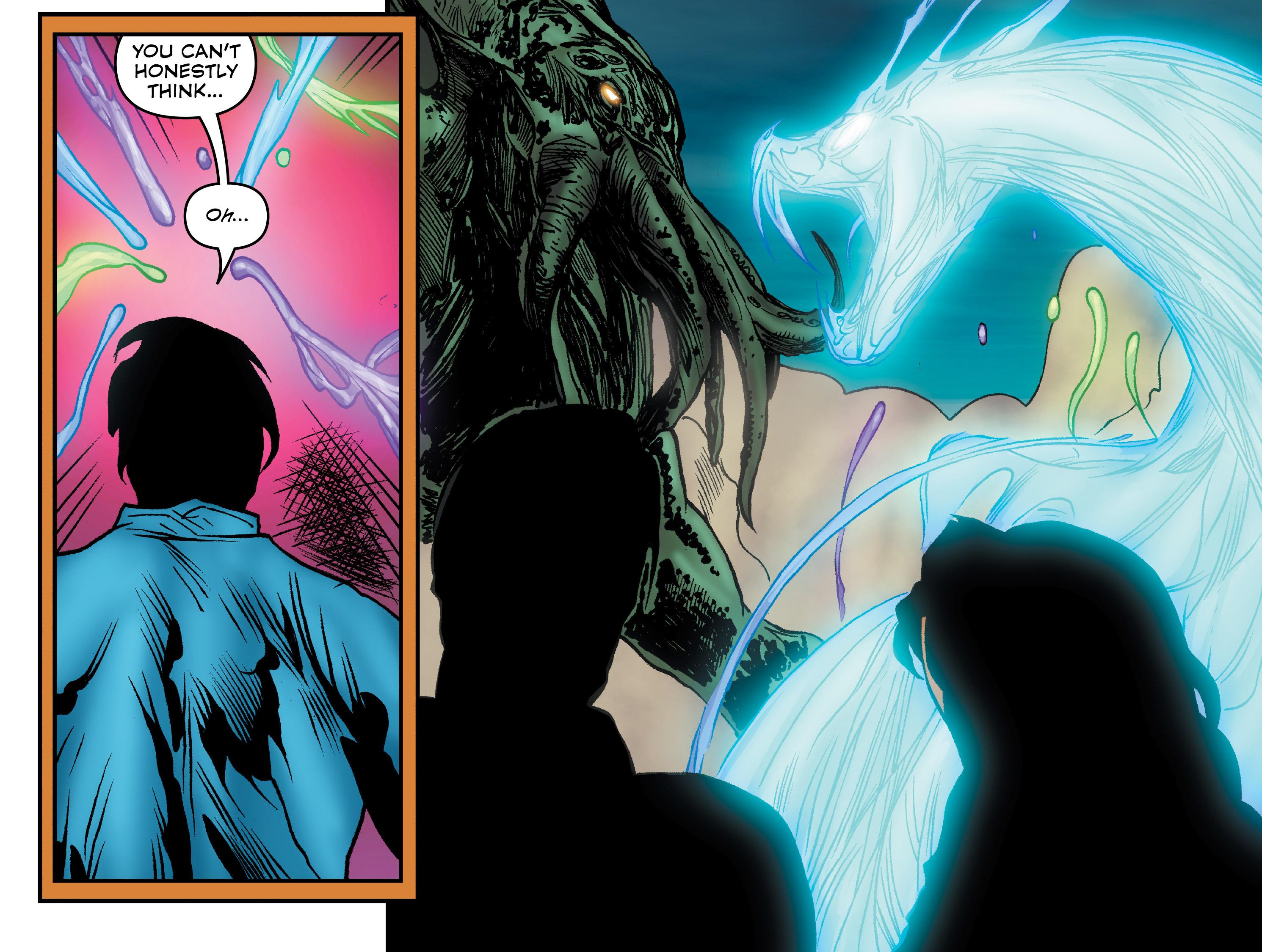 Read online Evil Dead 2: Dark Ones Rising comic -  Issue #5 - 7