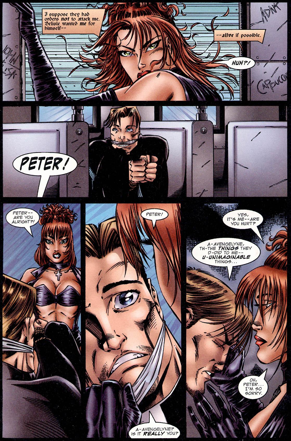 Read online Avengelyne (1995) comic -  Issue #2 - 21