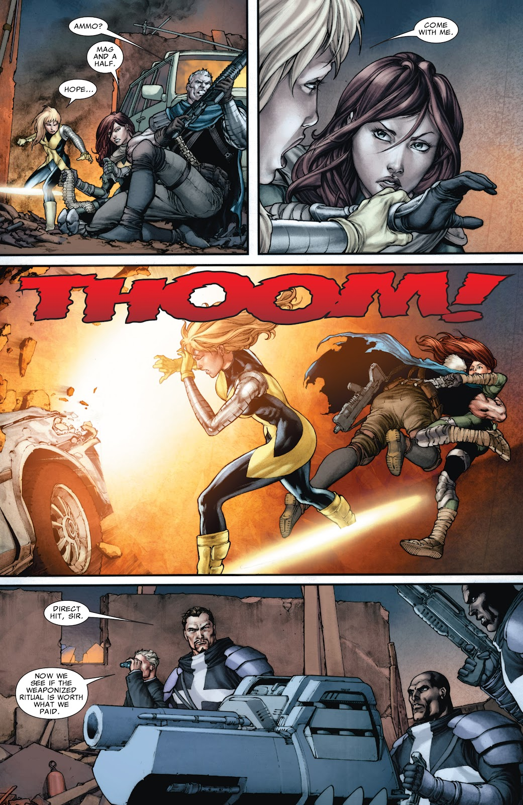 Read online X-Men: Second Coming comic -  Issue # _TPB (Part 1) - 71