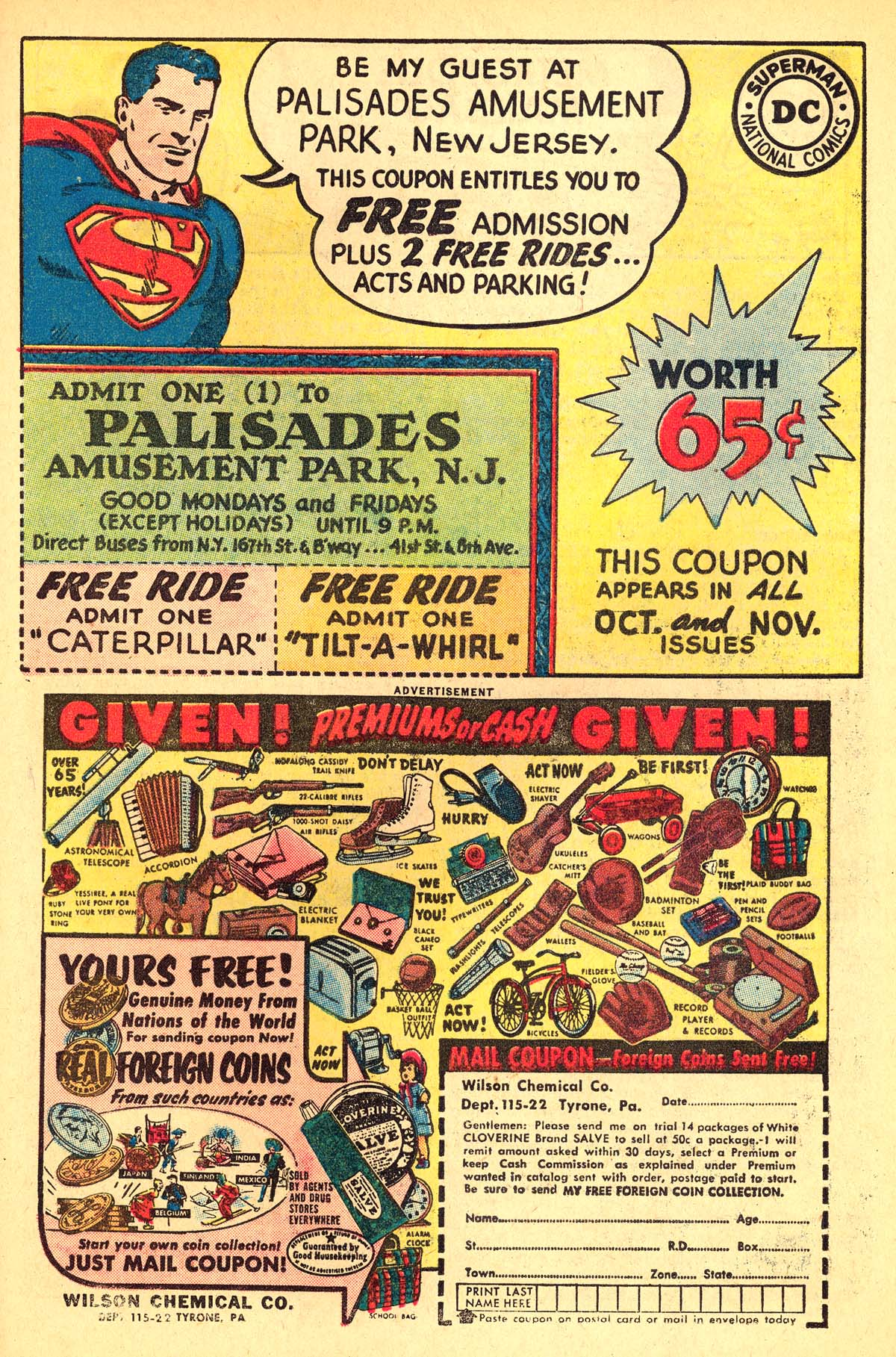Read online Action Comics (1938) comic -  Issue #257 - 23