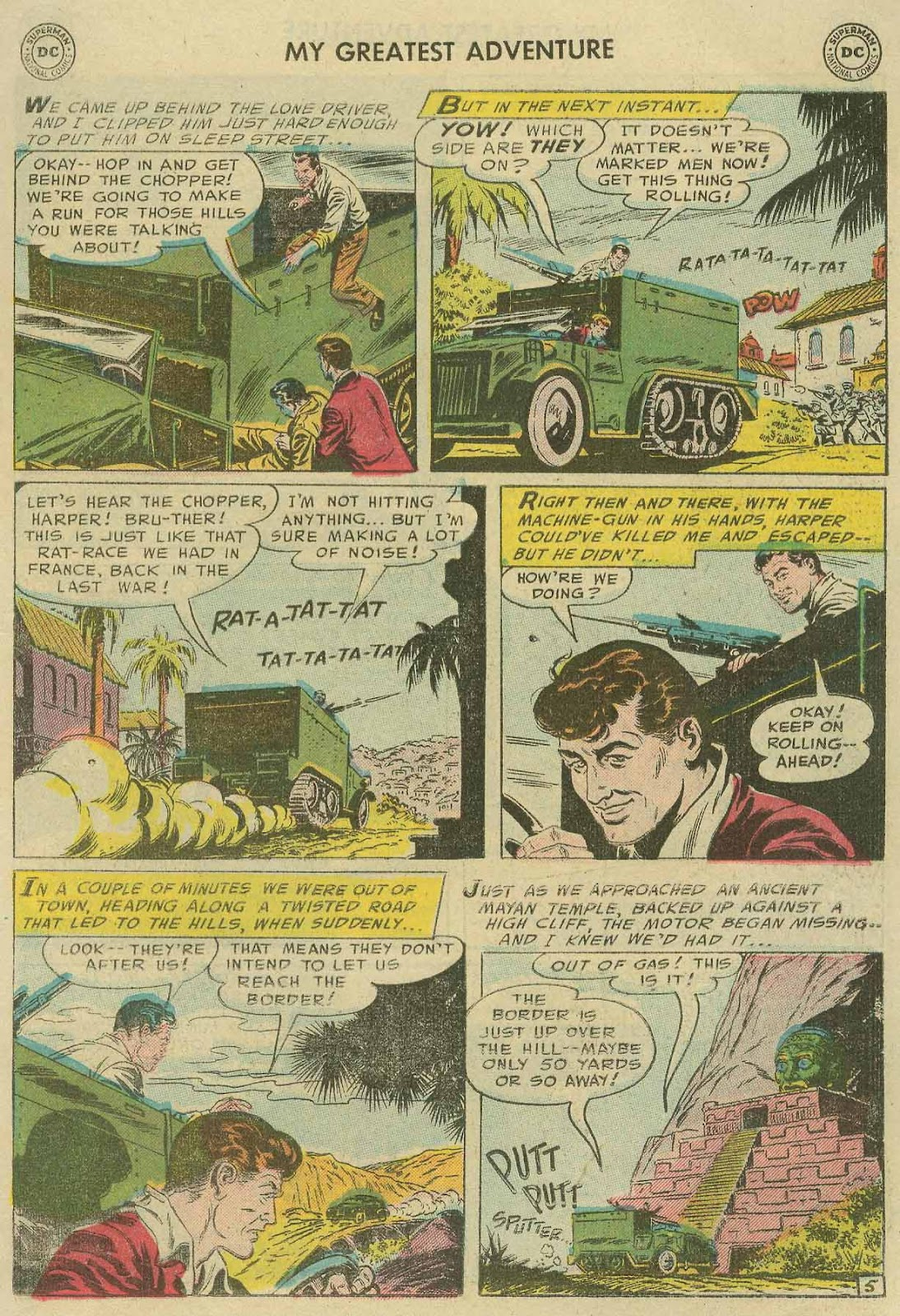 My Greatest Adventure (1955) issue 5 - Page 17
