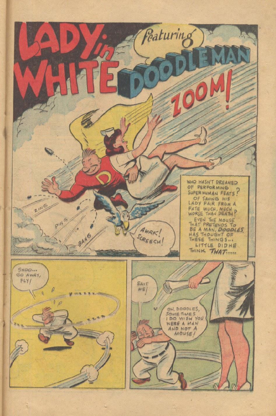 Super-Magician Comics issue 53 - Page 35