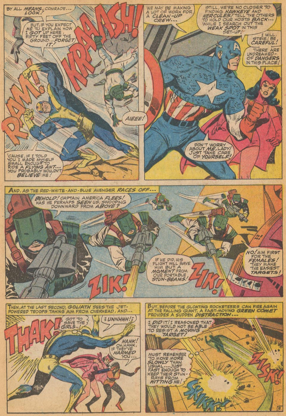 The Avengers (1963) 44 Page 13