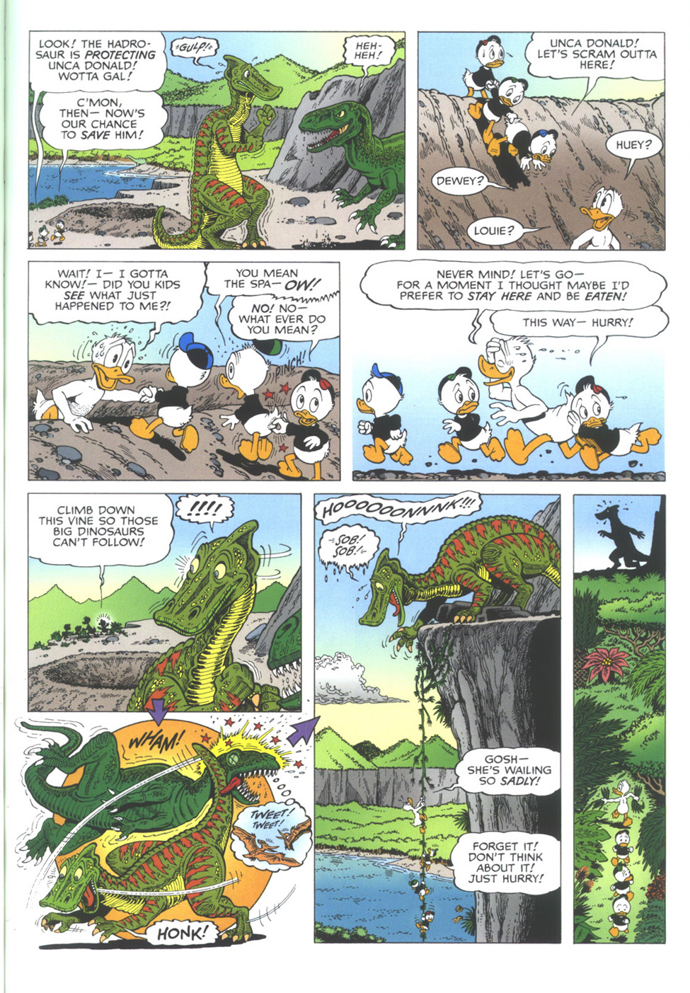 Read online Uncle Scrooge (1953) comic -  Issue #347 - 23