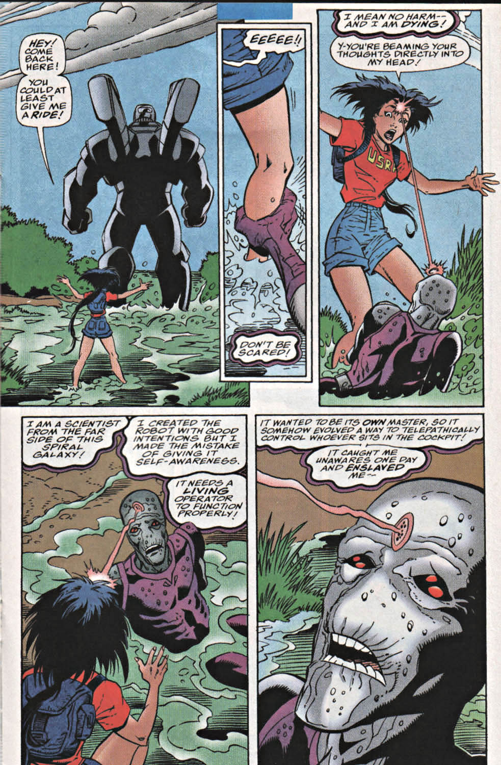 Wild Thing (1999) issue 5 - Page 9