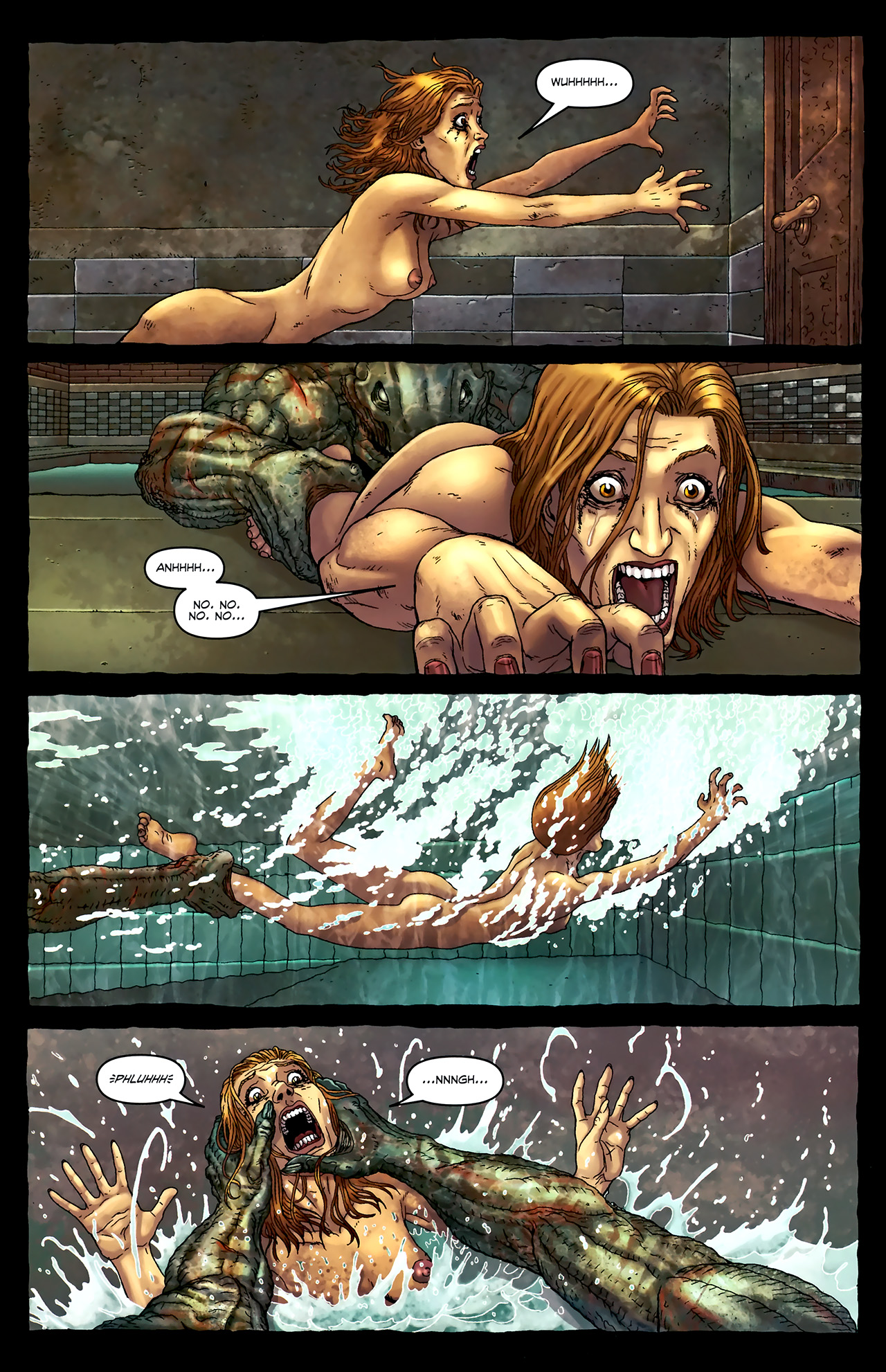 Read online Alan Moore's Neonomicon comic -  Issue #3 - 16