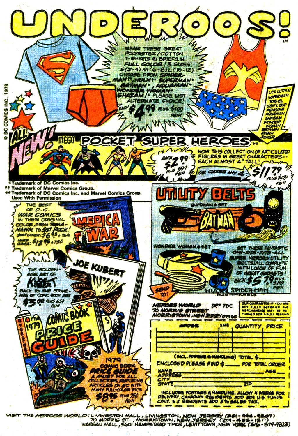 Read online Sgt. Rock comic -  Issue #334 - 23