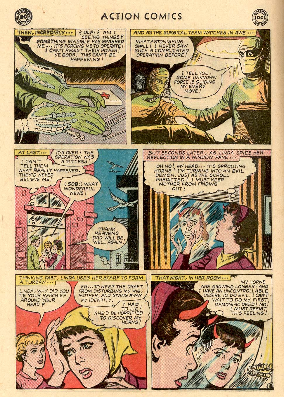 Read online Action Comics (1938) comic -  Issue #324 - 28