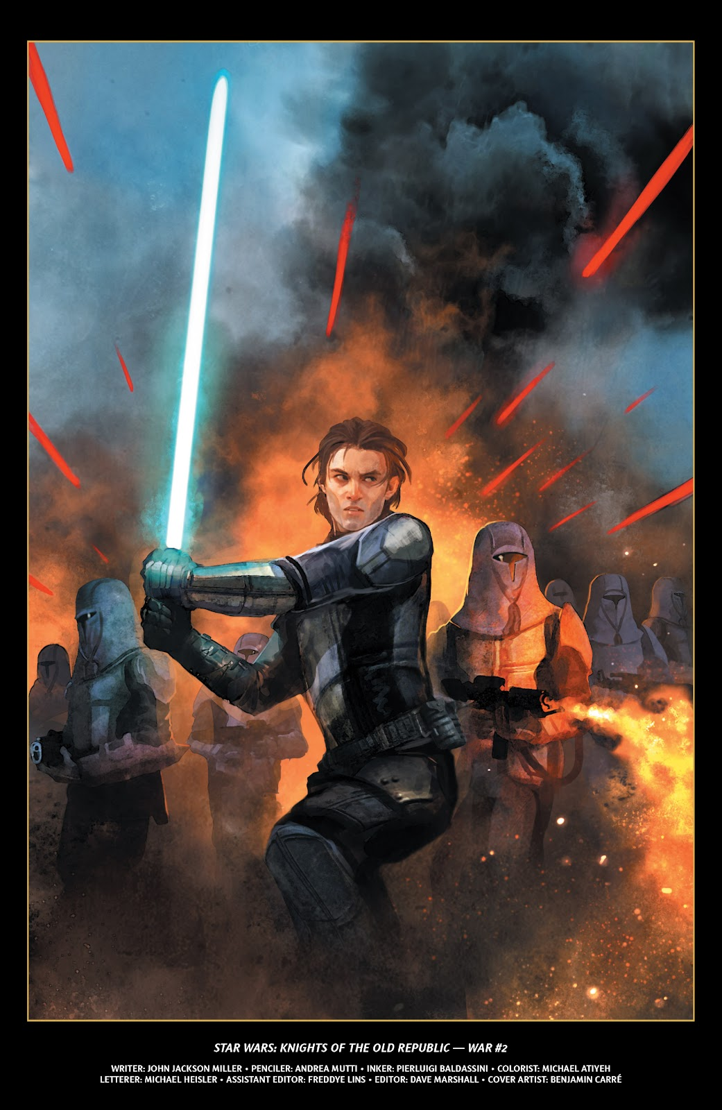Read online Star Wars Legends: The Old Republic - Epic Collection comic -  Issue # TPB 3 (Part 4) - 26