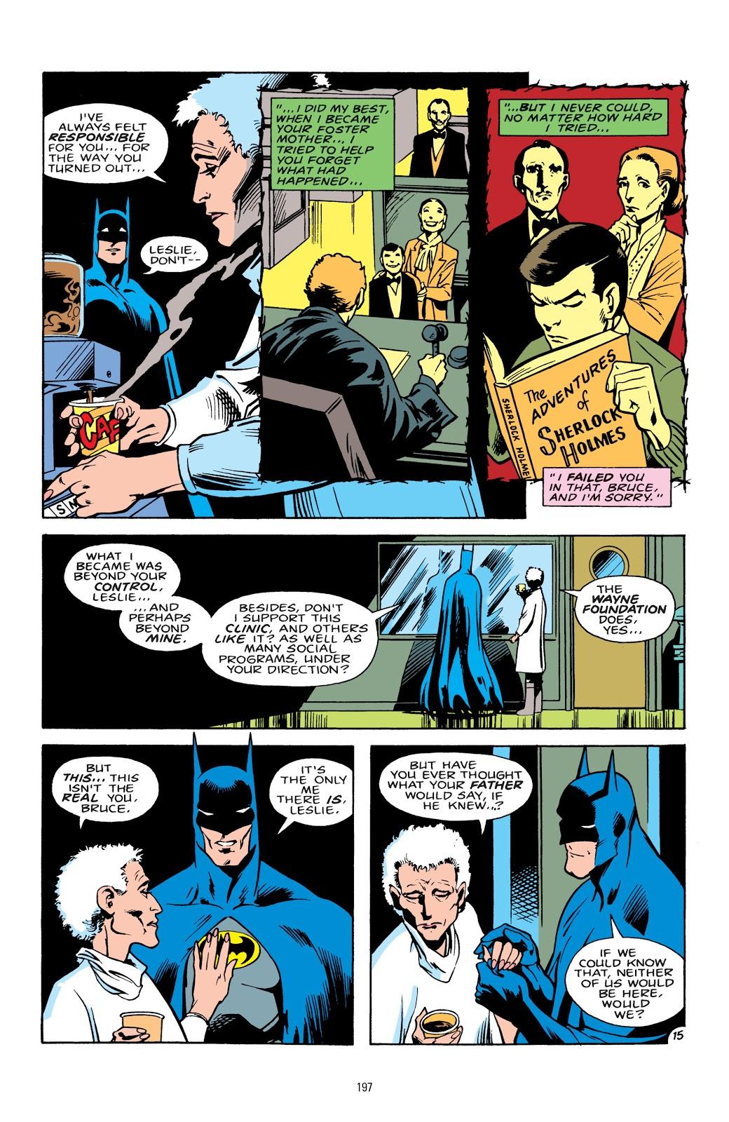 Read online Detective Comics (1937) comic -  Issue # _TPB Batman - The Dark Knight Detective 1 (Part 2) - 97