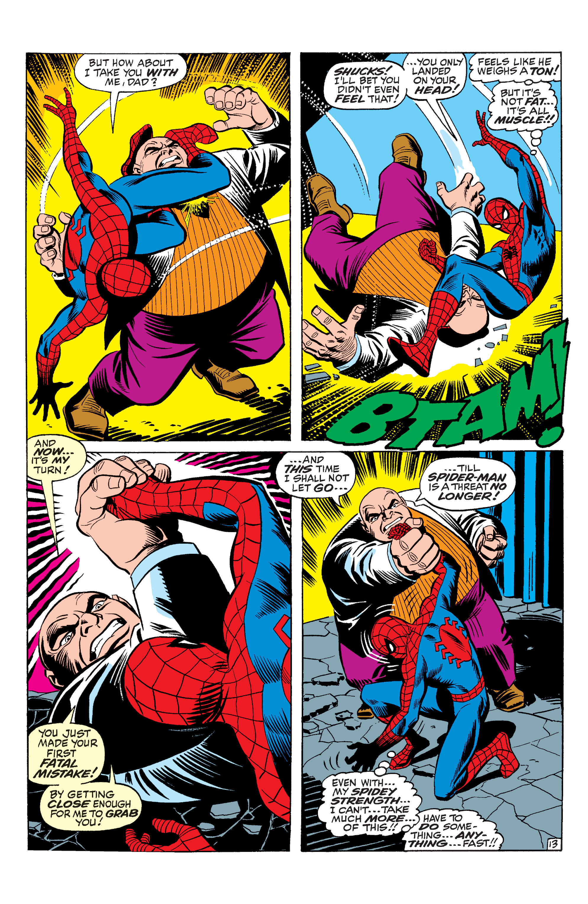 The Amazing Spider-Man (1963) 69 Page 13