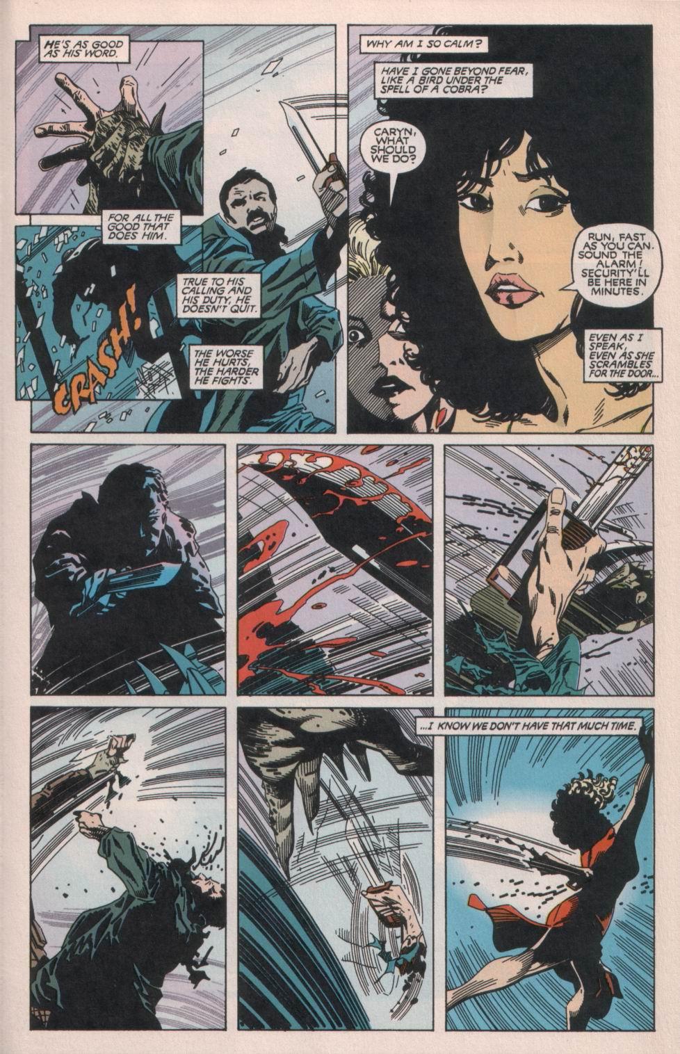 Read online Aliens/Predator: The Deadliest of the Species comic -  Issue #1 - 24