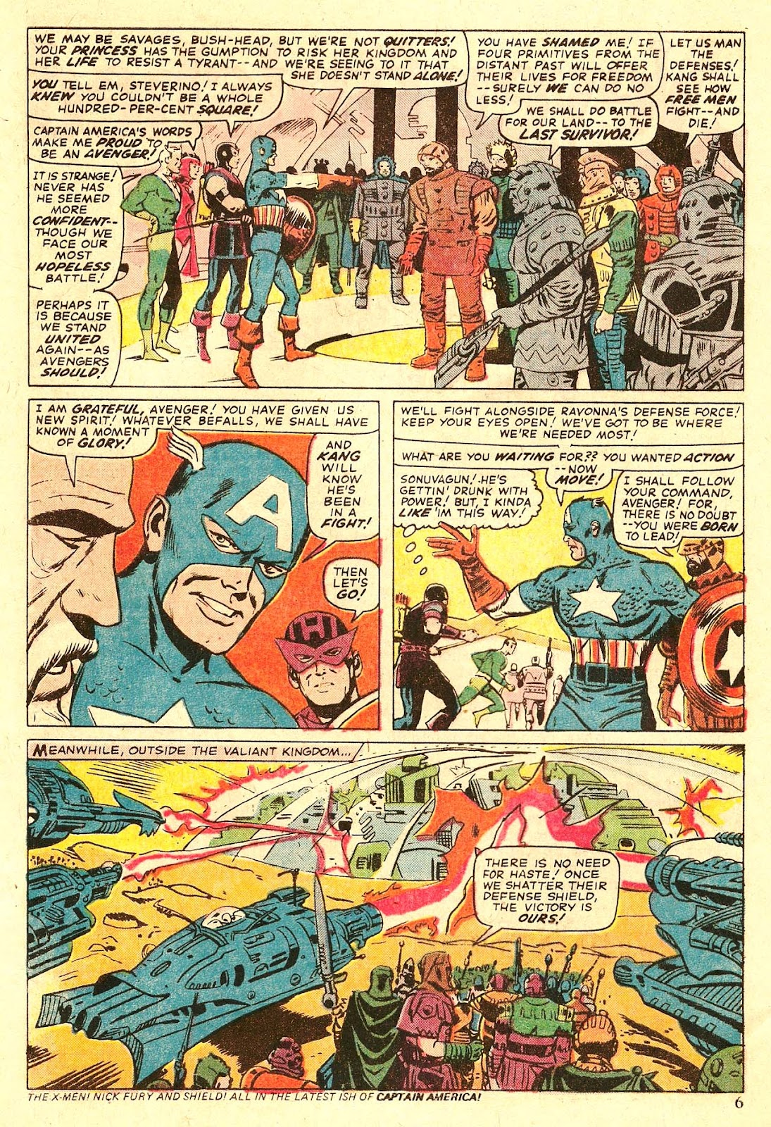 Marvel Triple Action (1972) issue 18 - Page 8