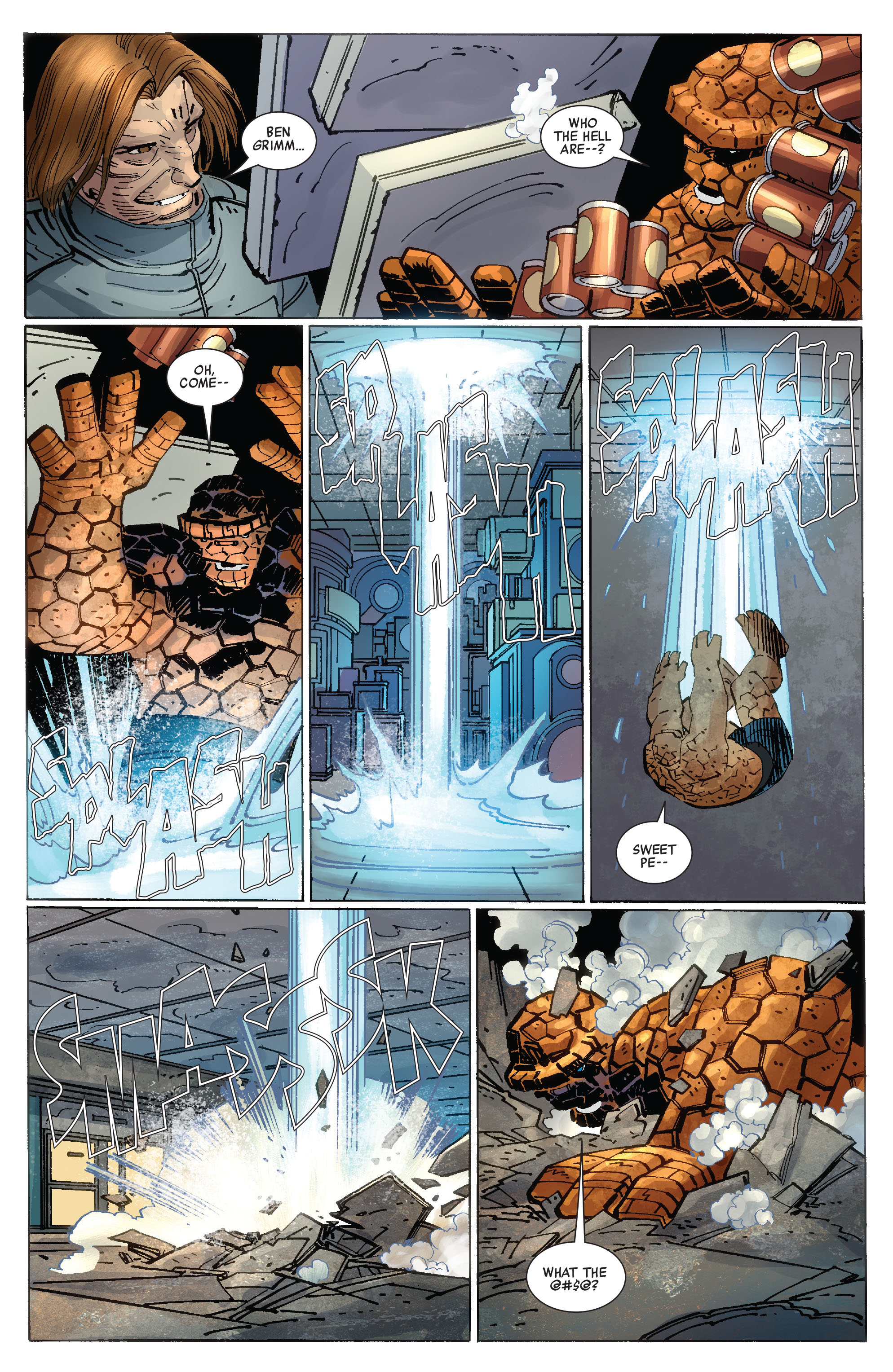 Read online Avengers (2010) comic -  Issue #7 - 16