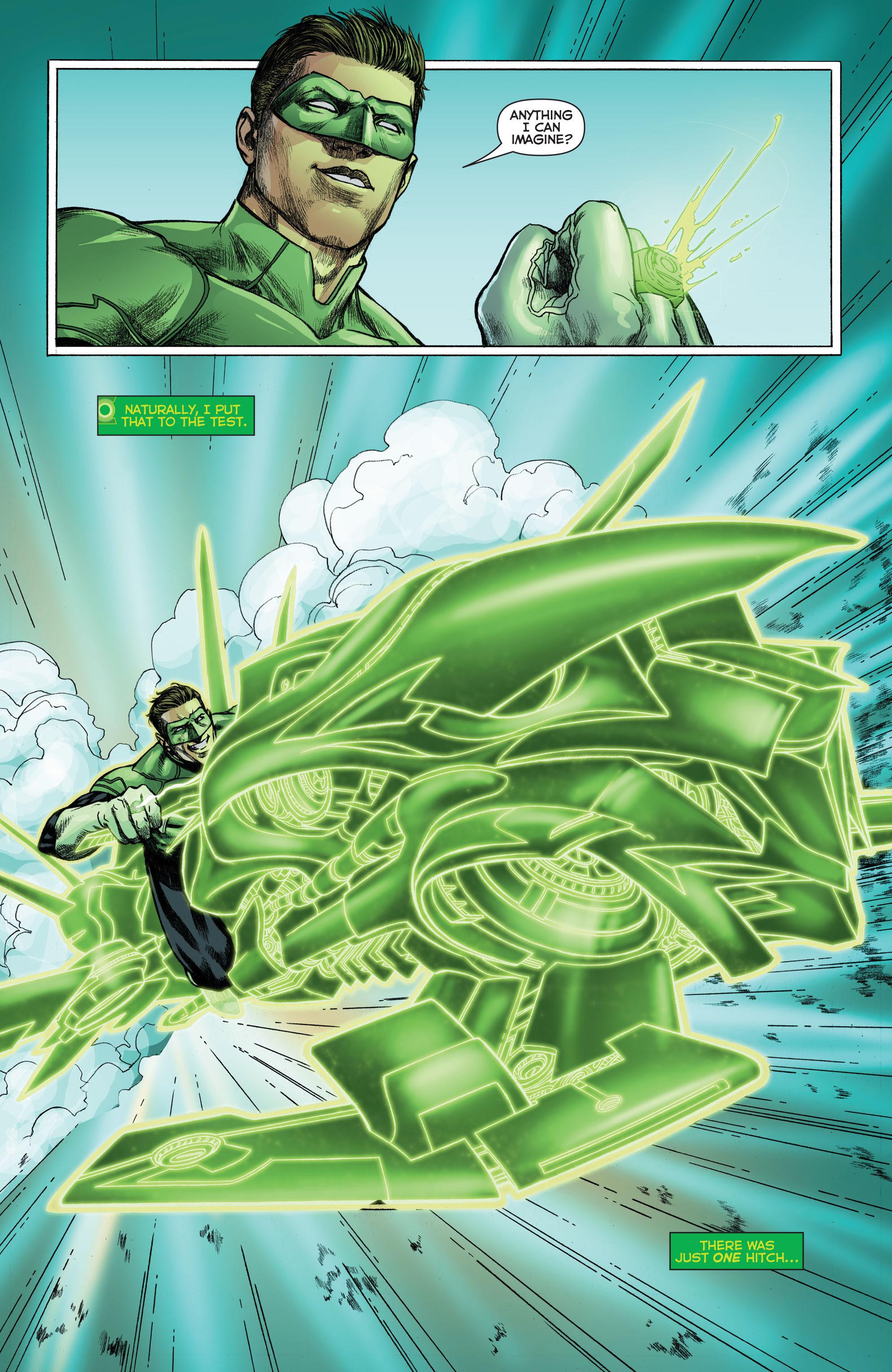 Read online Secret Origins (2014) comic -  Issue #3 - 10