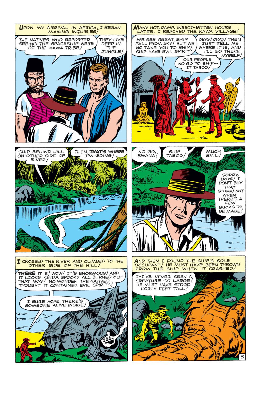 Read online Amazing Adventures (1961) comic -  Issue #5 - 4