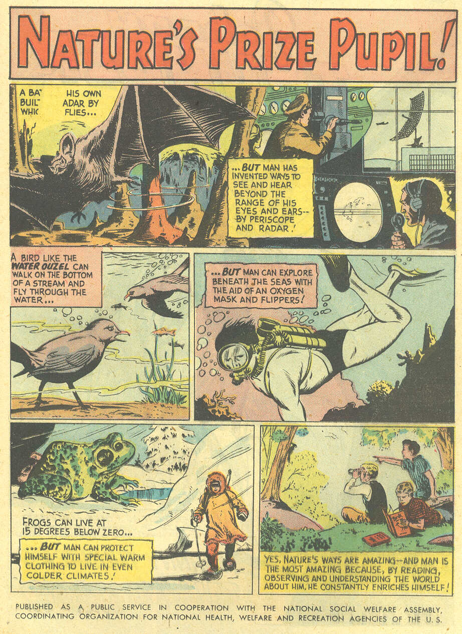 Read online All-Star Western (1951) comic -  Issue #101 - 25