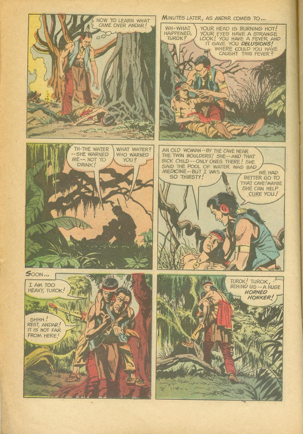 Read online Turok, Son of Stone comic -  Issue #24 - 6