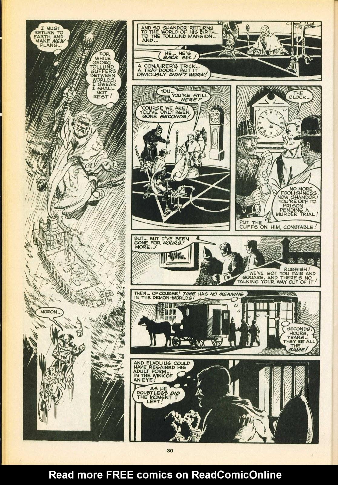 Warrior Issue #16 #17 - English 30