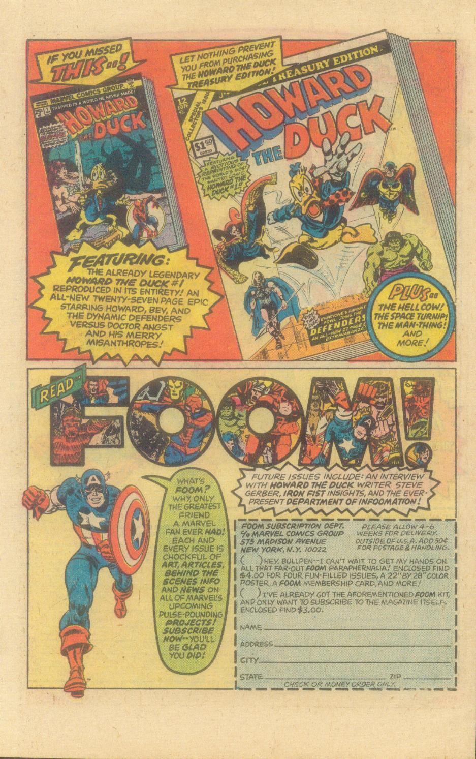 Read online Sgt. Fury comic -  Issue #138 - 22
