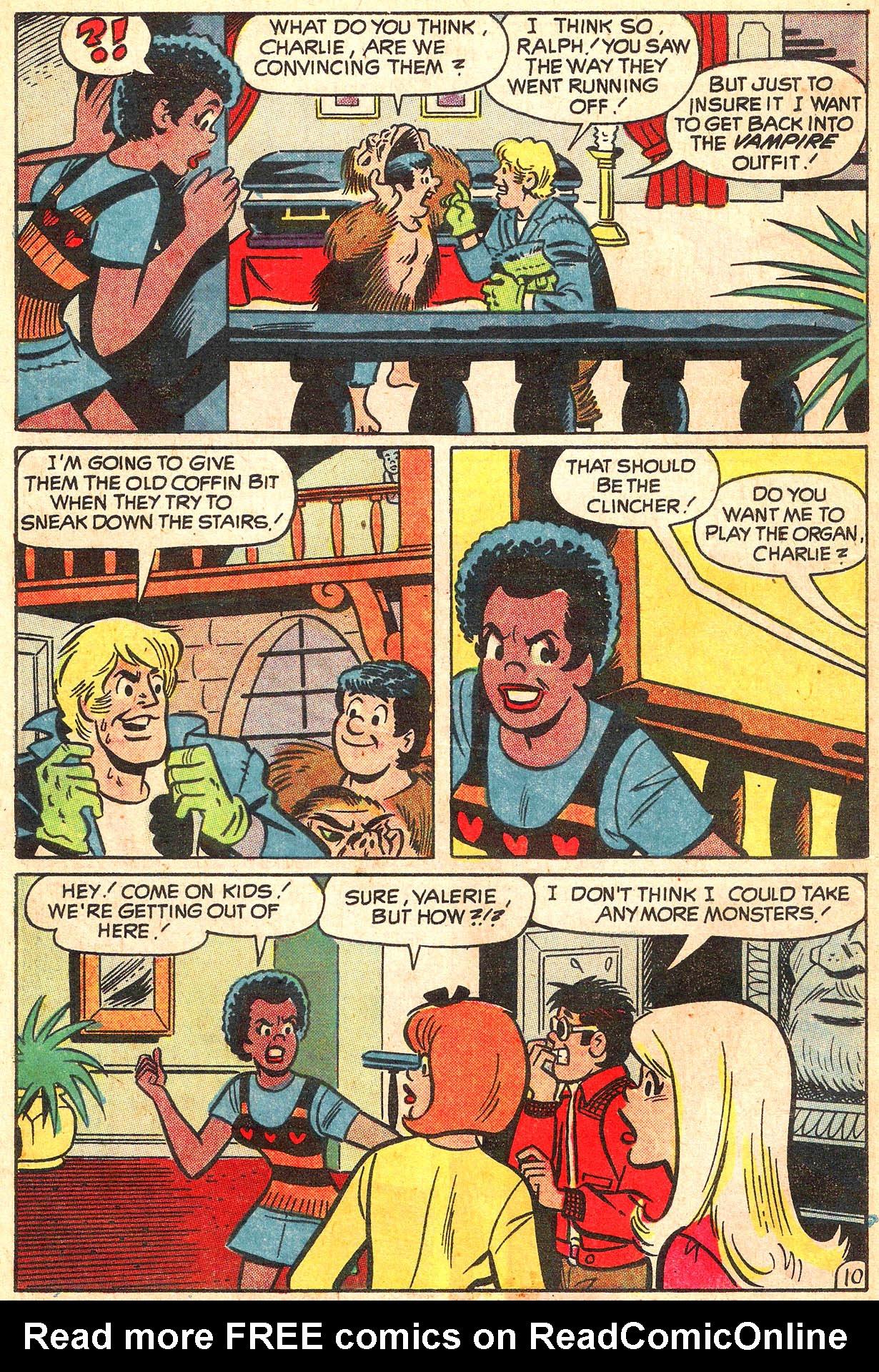 Read online She's Josie comic -  Issue #64 - 14