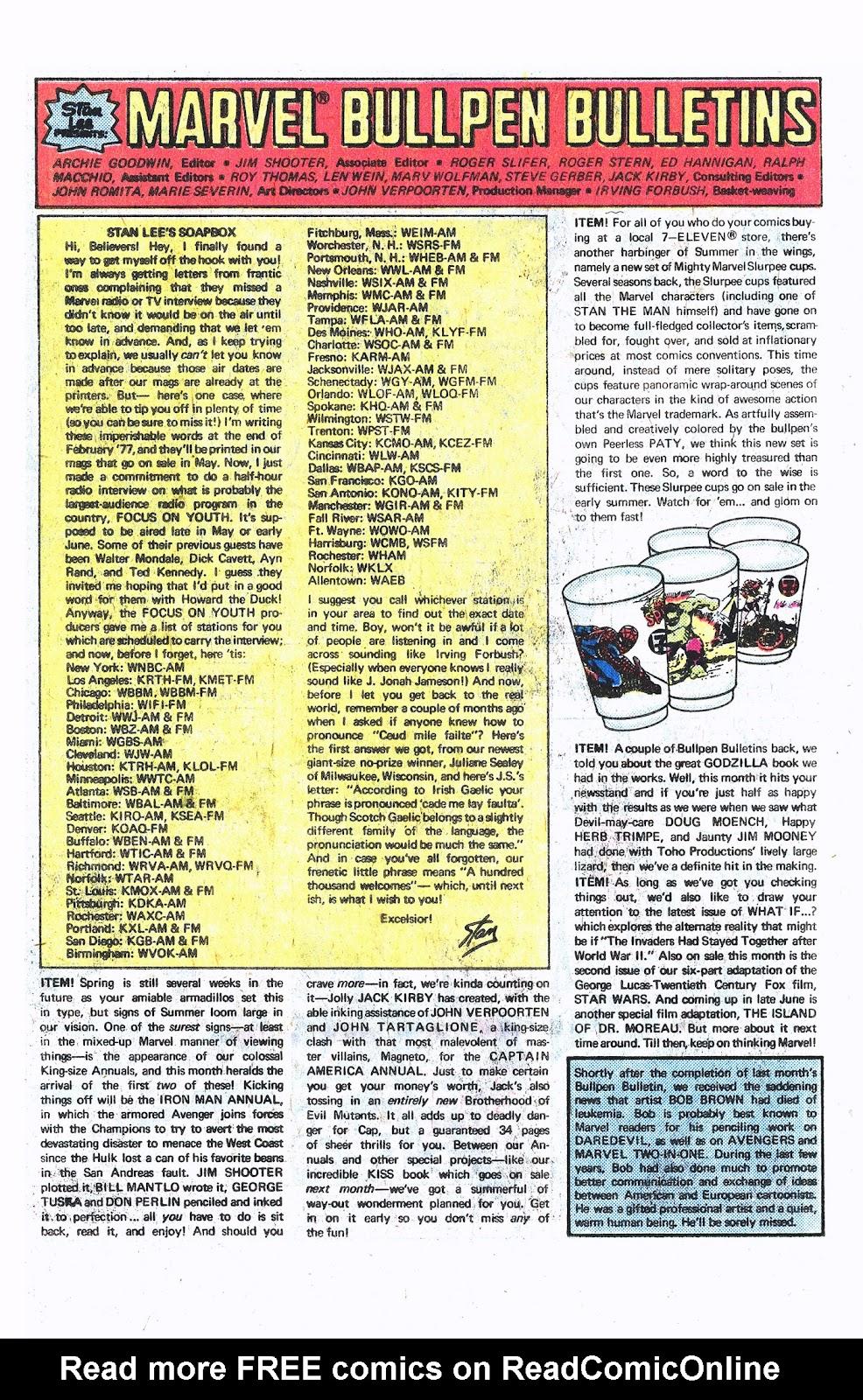 Tarzan (1977) issue 3 - Page 20