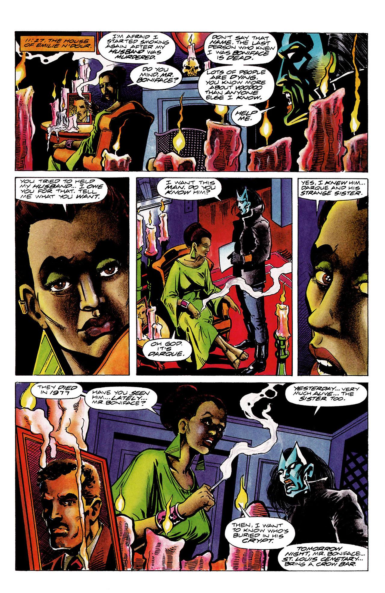 Read online Shadowman (1992) comic -  Issue #11 - 6