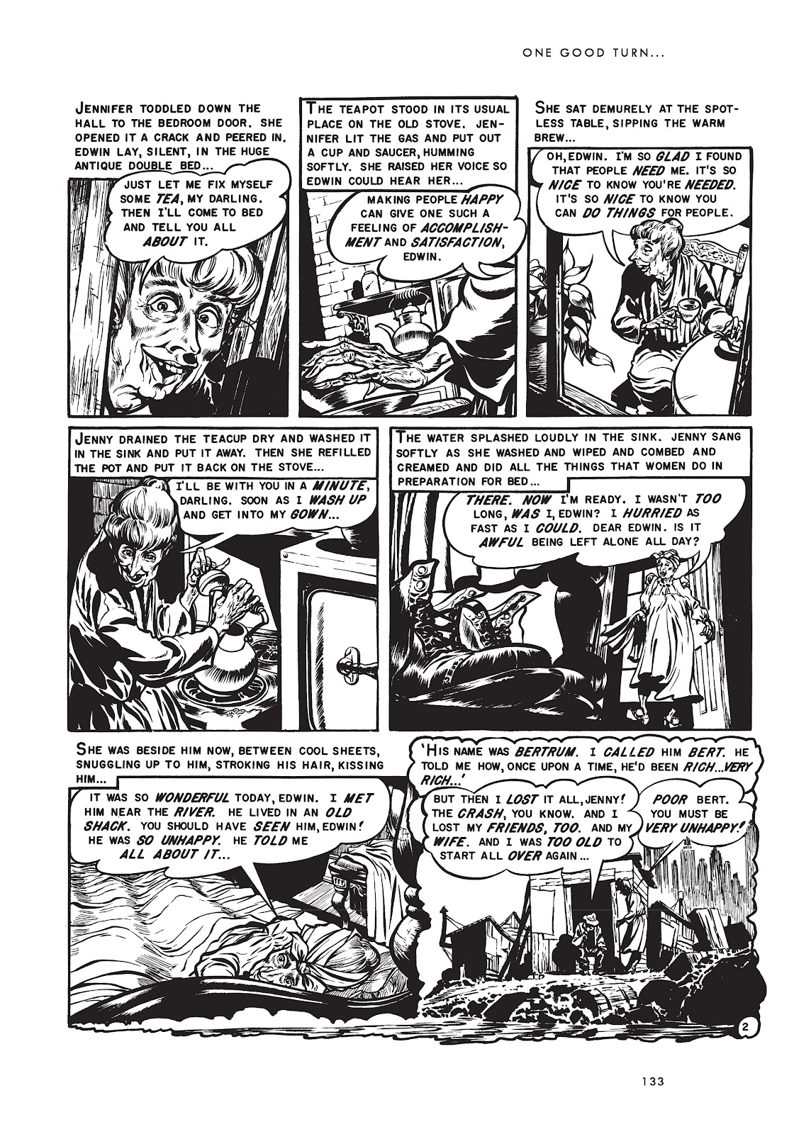 Read online Sucker Bait and Other Stories comic -  Issue # TPB (Part 2) - 48