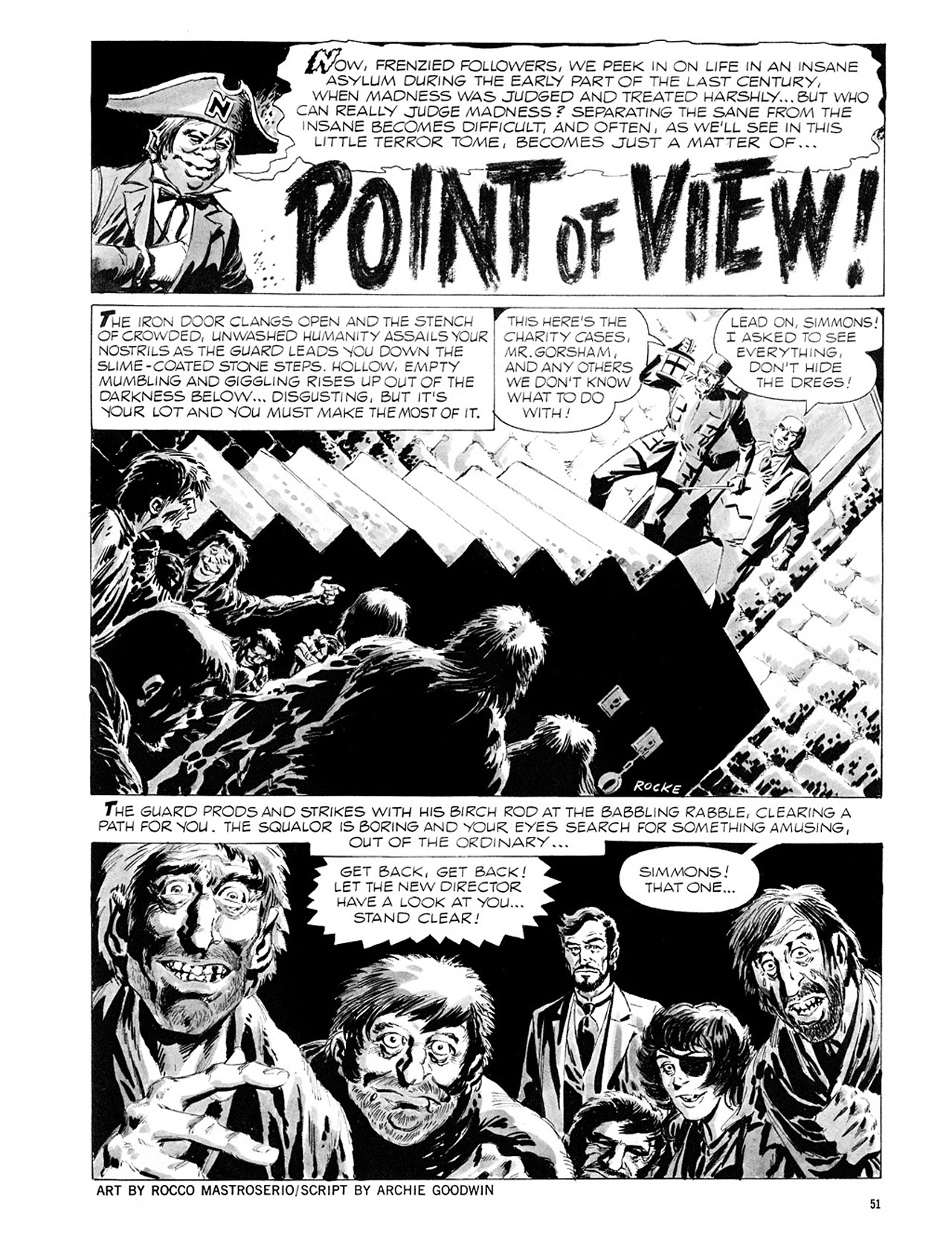 Read online Eerie Archives comic -  Issue # TPB 2 - 52