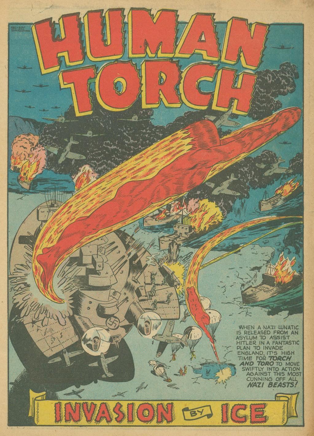 Read online All-Winners Comics comic -  Issue #8 - 5