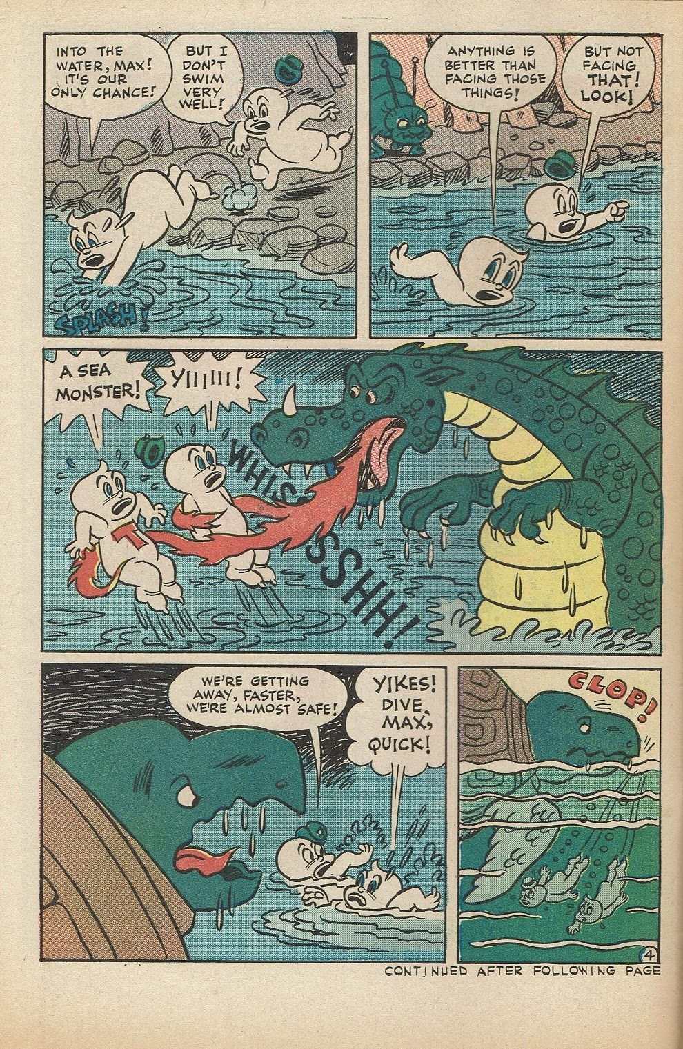 Timmy the Timid Ghost issue 12 - Page 6