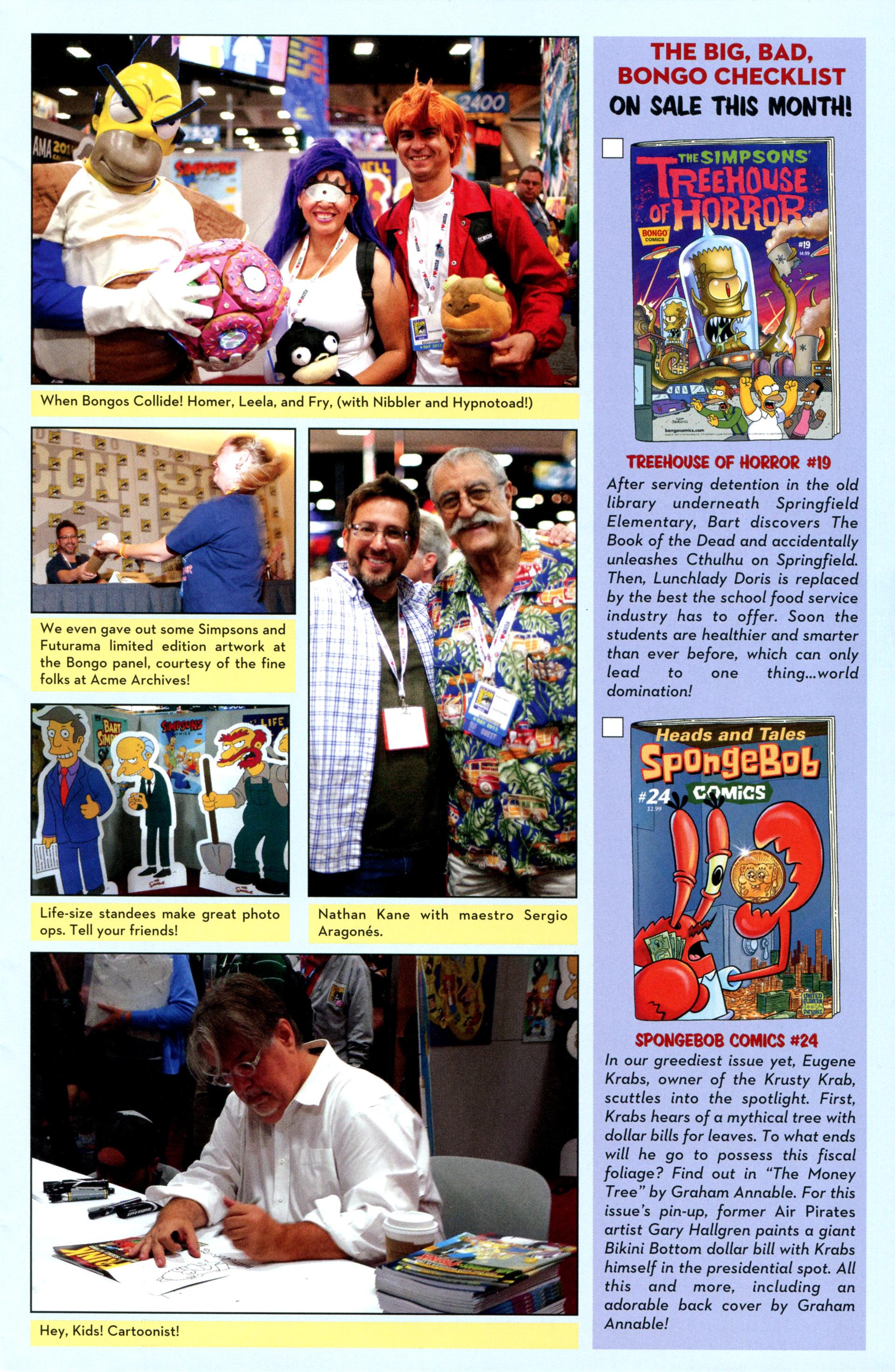 Read online Simpsons Comics Presents Bart Simpson comic -  Issue #86 - 29