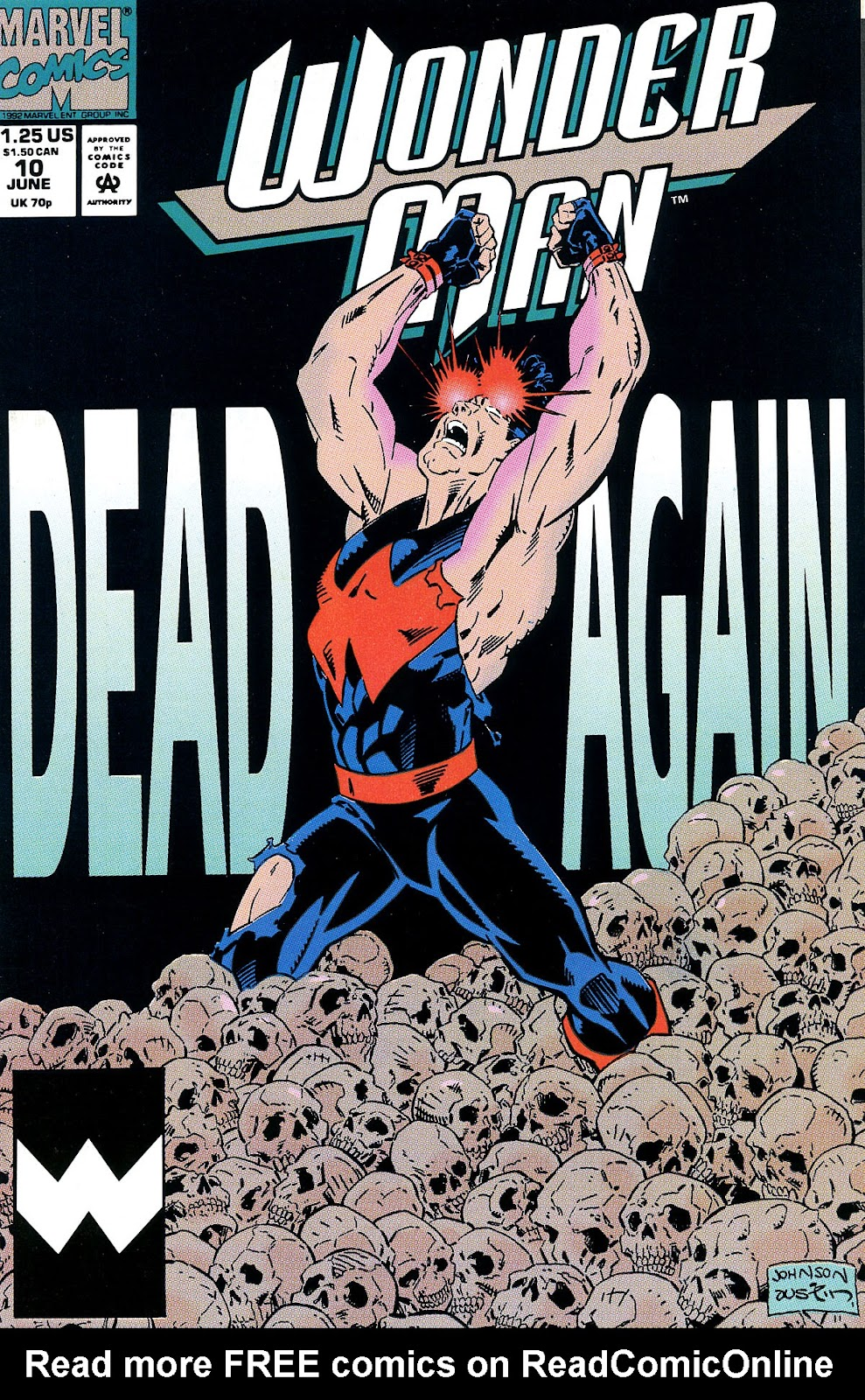 Wonder Man (1991) 10 Page 1