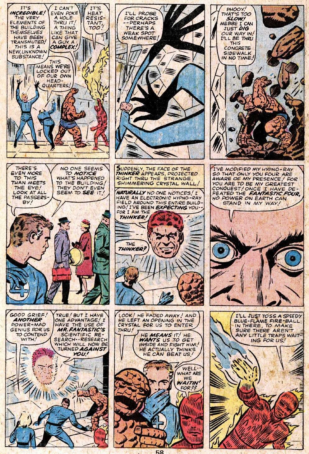Giant-Size Fantastic Four issue 5 - Page 60