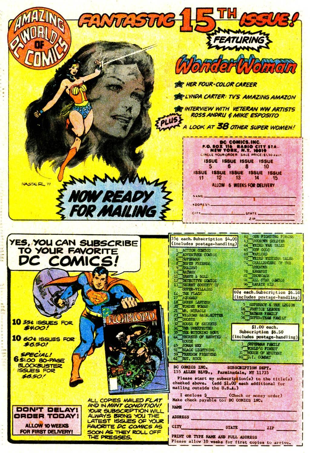 Read online Sgt. Rock comic -  Issue #311 - 19