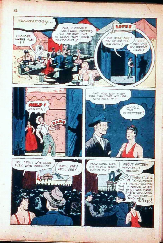 Read online Super-Magician Comics comic -  Issue #17 - 57